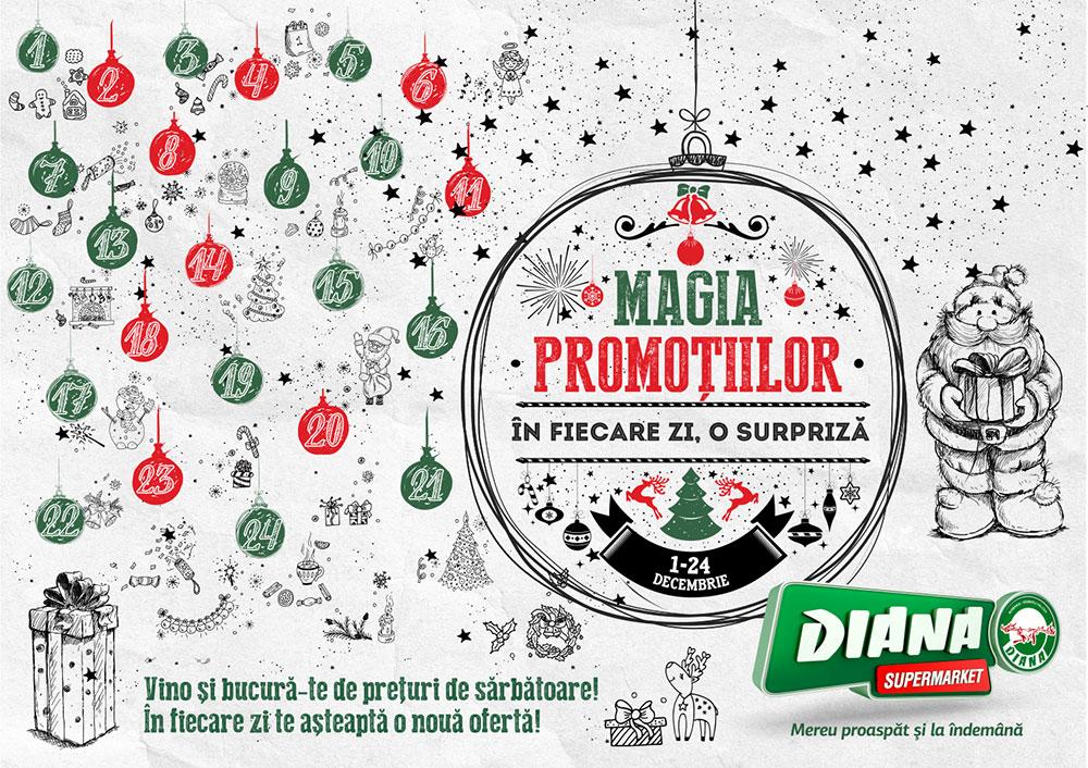 MAGIA PROMOȚIILOR 2017